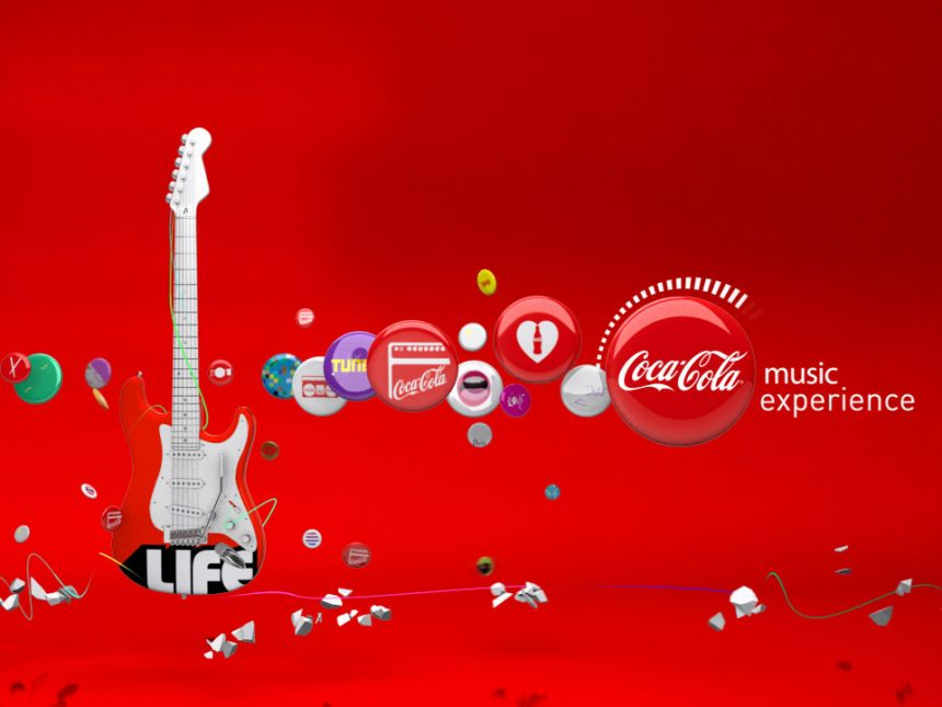 Cocacola Music Experience 2014