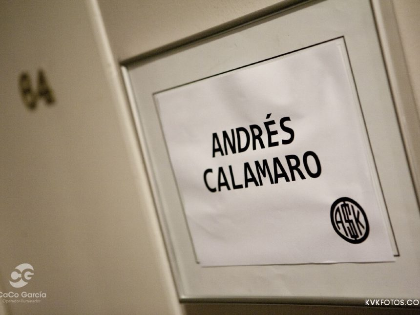 Andres Calamaro – On the Rock 2010